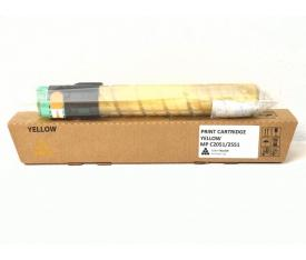 RICOH MPC2051/2551 YELLOW TONER